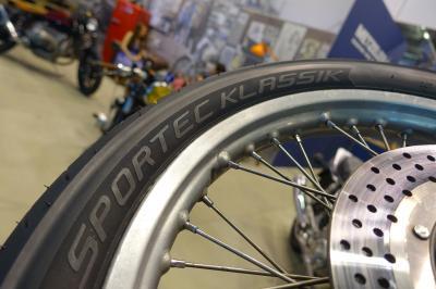 Metzeler lance une gamme de pneu Klassic