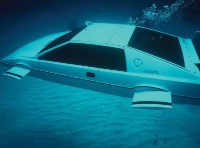 """Lotus Esprit S1 """"L'espion qui m'aimait"""""""