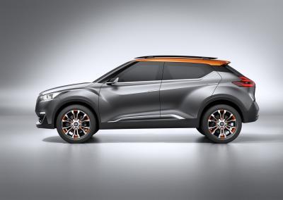 Nissan Kicks Concept (2014)