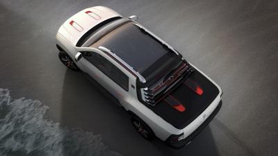 Dacia Duster Oroch Concept (2014)