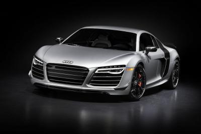 Audi R8 Compétition (Los Angeles 2014)