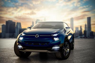 Fiat Concept FCC4 (2014)