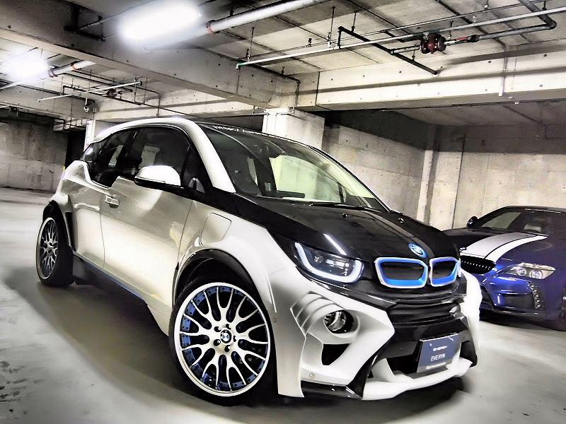 BMW i3 Eve.ryn