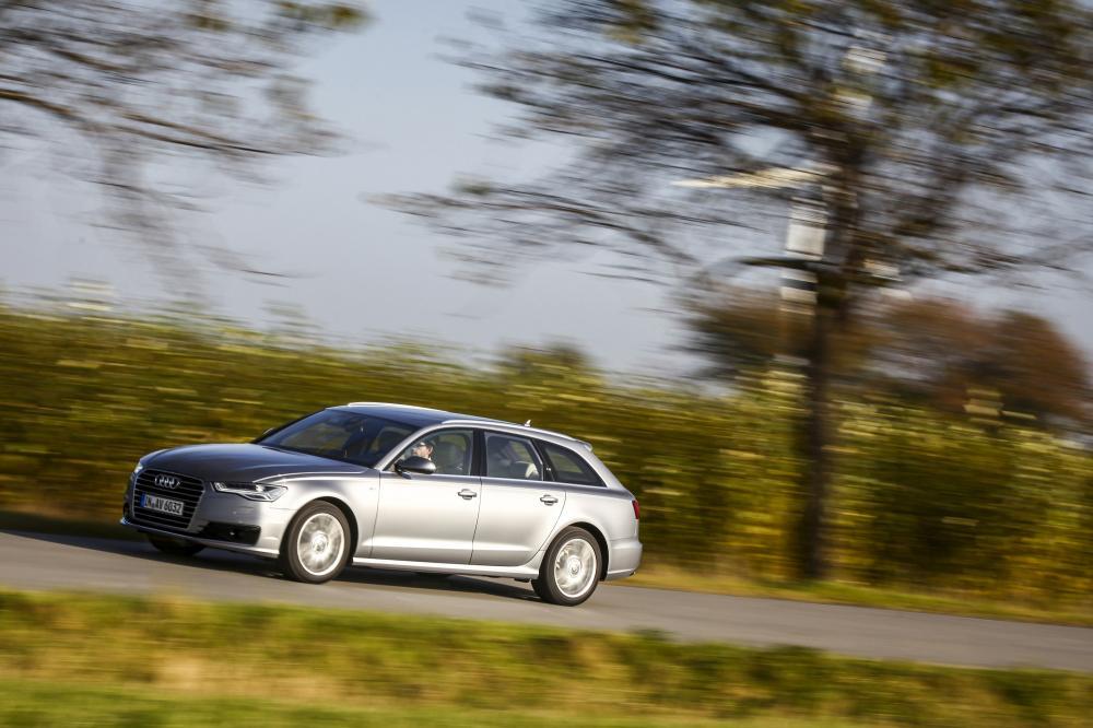 Audi A6 Avant 2.0 TDI Ultra 190 ch