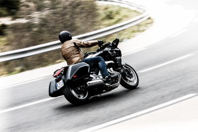 Essai Honda CTX 1300 ABS