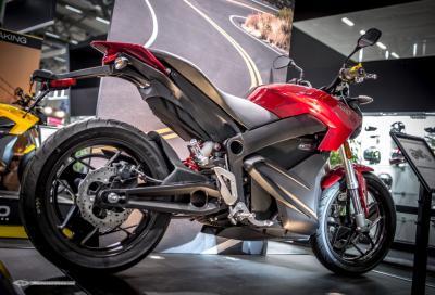 Gamme motos électriques Zero Motorcycles 2015