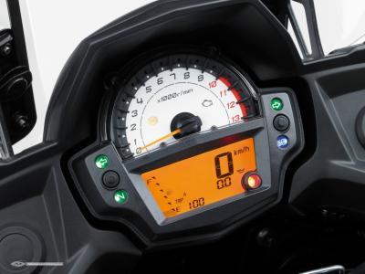 Kawasaki Versys 650 et 1000 2015