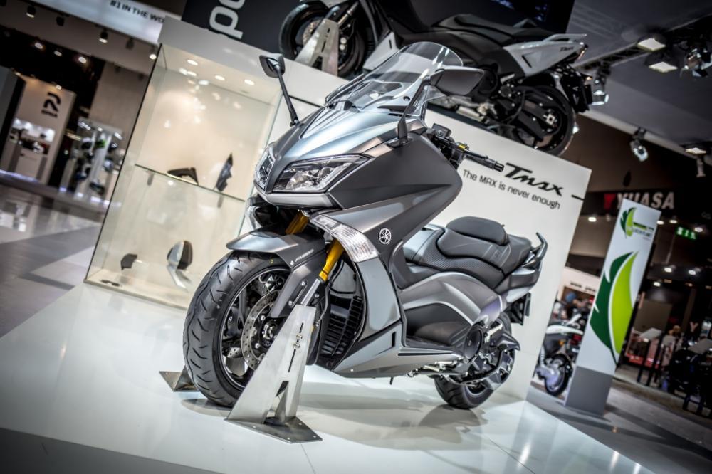 Yamaha Tmax 530 2015