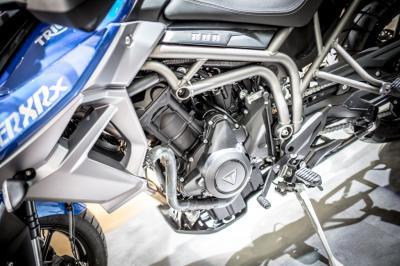 Triumph Tiger 800 XR, XC, XRx, XCx