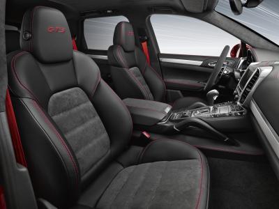 Porsche Cayenne GTS 2014 (officiel)