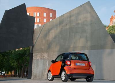 Smart ForTwo et ForFour (Essai 2014)