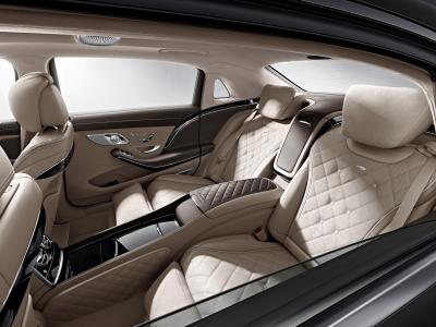 Mercedes Maybach S 600 L