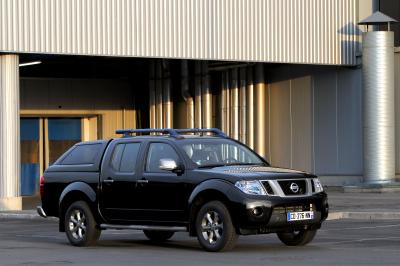 Nissan Navara 2014 (officiel)