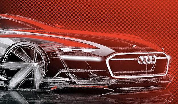 Audi Prologue Concept (Sketch-2014)