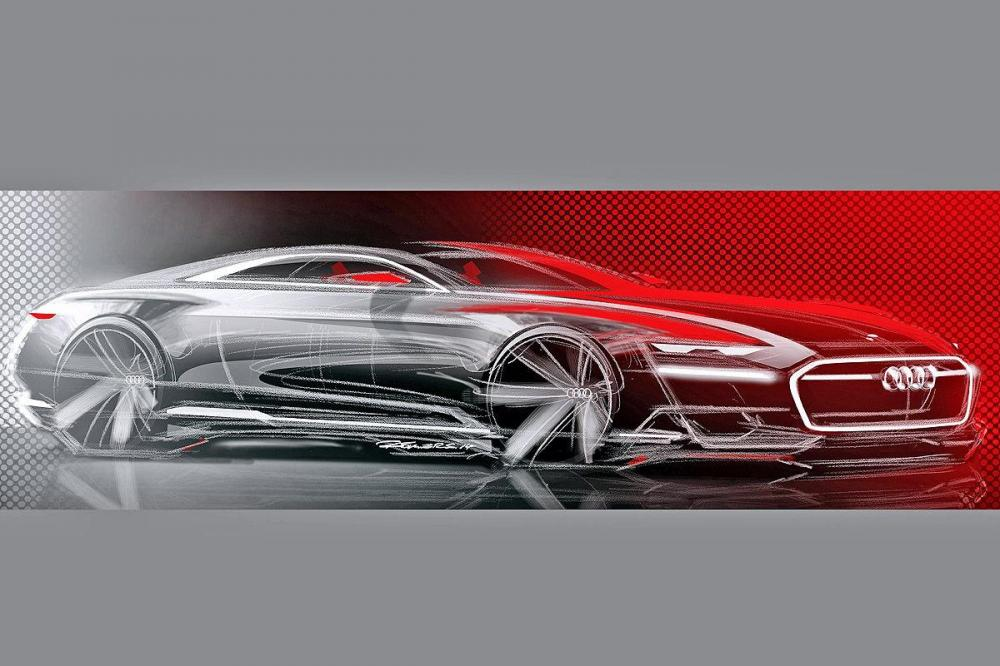 Audi Prologue Concept (Sketch-2014)