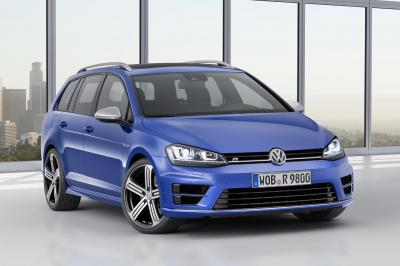 Volkswagen Golf VII R SW (officiel)