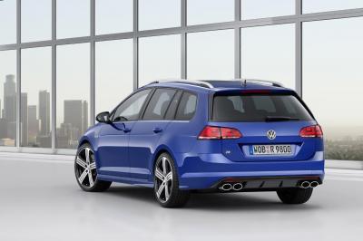 Volkswagen Golf VII R SW (officiel)