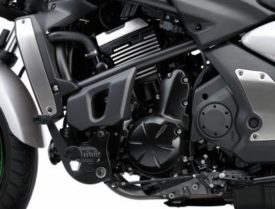 Nouveauté 2015 : Kawasaki Vulcan S 650