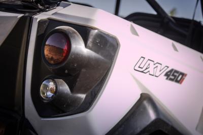 Essai Kymco UXV 450 i