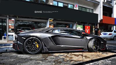 Lamborghini Aventador LP988-4 Edizione GT by DMC