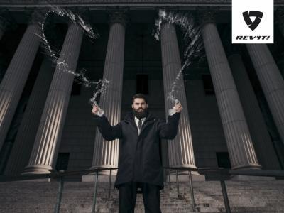Rev'it! Avenue 2 GTX : nouvelle veste urbaine imperméable et chic