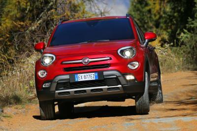 Fiat 500X (essai)