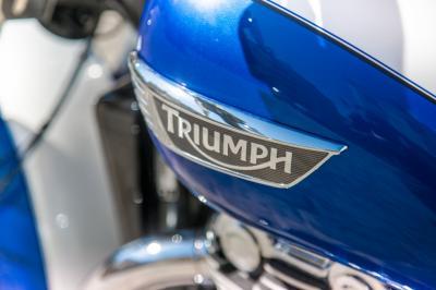 Essai Triumph Thunderbird LT