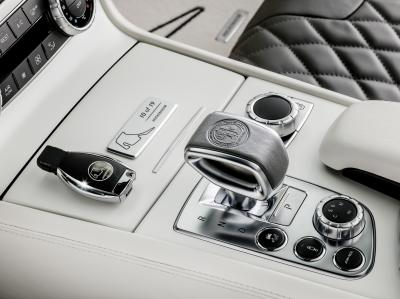 """Mercedes S63 AMG """"World Championship 2014 Collector's Edition"""""""