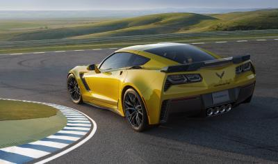 Chevrolet Corvette Z06 2014 (officiel)