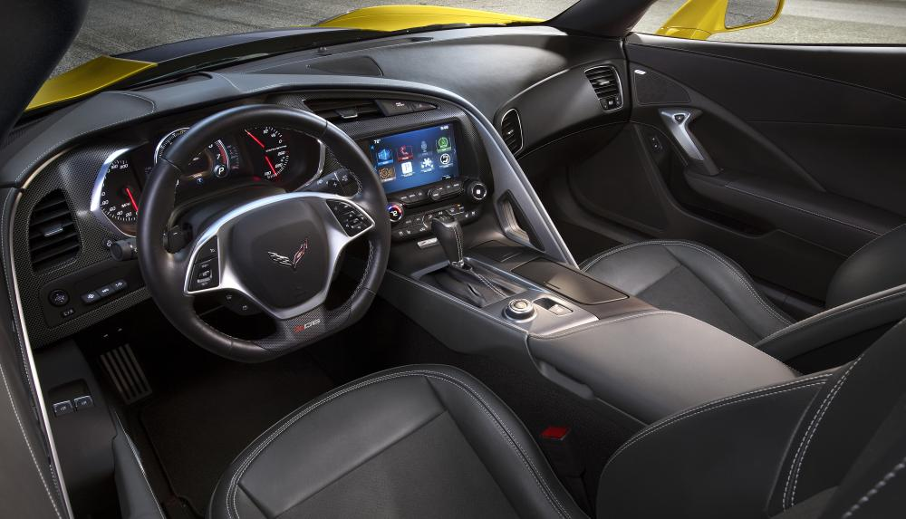 Chevrolet Corvette Z06 2014 (officiel)