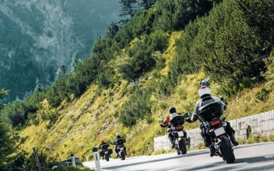 432 tours du monde pour les motards européens en 2014 !