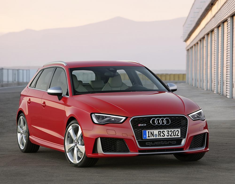Audi RS3 Sportback 2015 (officiel)