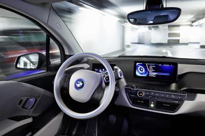 BMW i3 (CES 2015)