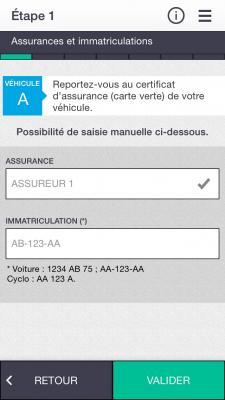 Application e-constat : déclarez un accident sur votre smartphone