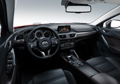 Mazda6 et CX-5 2015 (officiel)