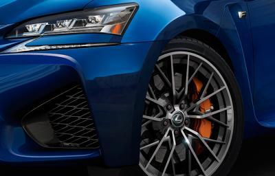 Lexus F (officiel)