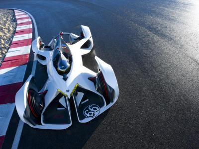 Chevrolet Chaparral 2X Vision Concept