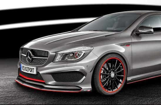 albums photos revozport mercedes cla 45 amg shooting brake. Black Bedroom Furniture Sets. Home Design Ideas