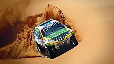 Renault Duster Dakar 2015 (officiel)