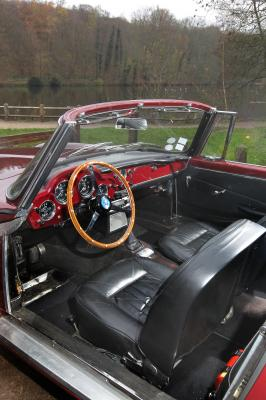 Aston Martin DB4 1962 (Bonhams)