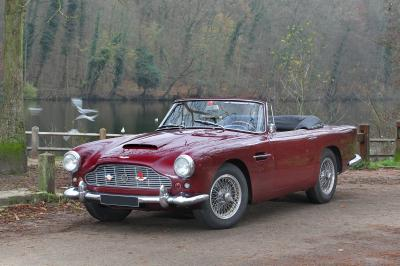 Aston Martin DB4 1962 (Bonhams)
