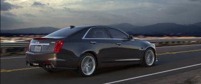 Cadillac CTS-V (2015)