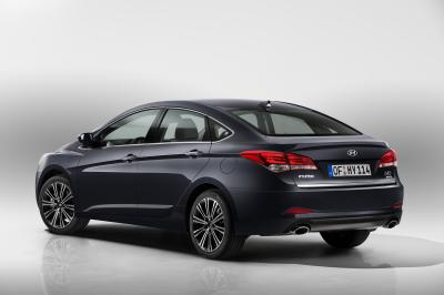 Hyundai i40 restylée 2014 (officiel)