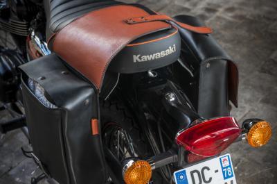 Sacoches cuir Sellerie Georges : le chic à la française pour votre moto