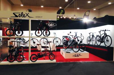 Solex : une boutique à Paris