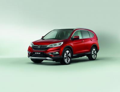 Honda CR-V restylé 2015 (officiel)