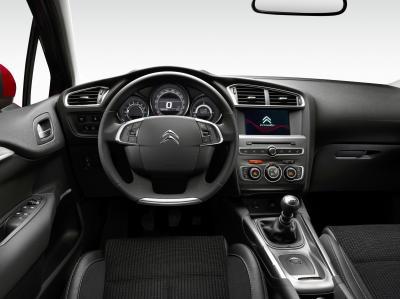 Citroën C4 restylée (2015)
