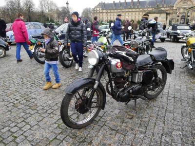 Vincennes en anciennes : 11 janvier 2015, la première fête « Classic » de l'année !