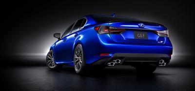 Lexus GS F