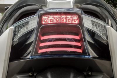 Essai Kymco Xciting 400i ABS